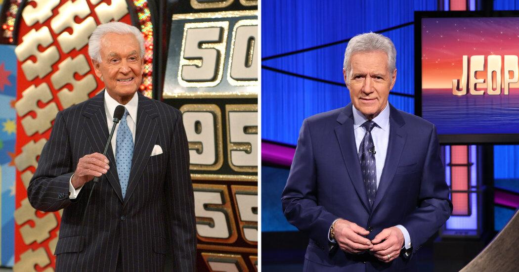 How Can 'Jeopardy!' Replace Alex Trebek?