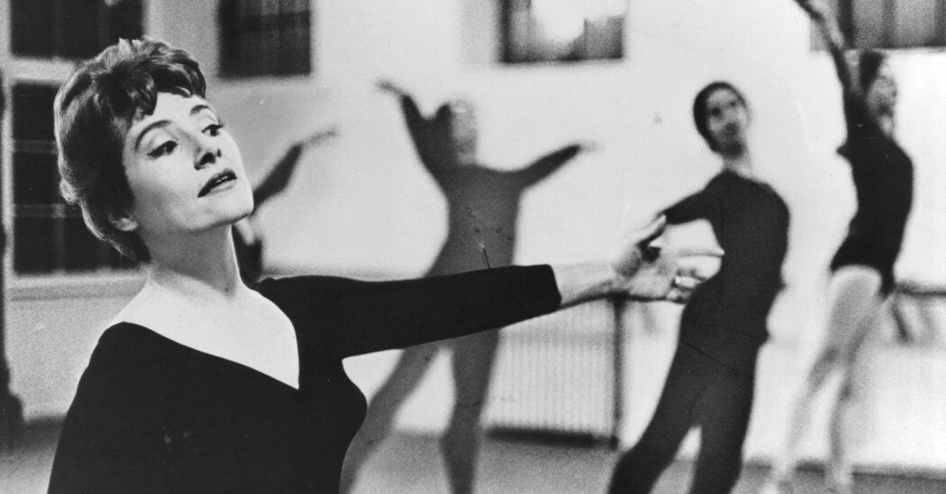 Barbara Weisberger, a Force in American Ballet, Dies at 94