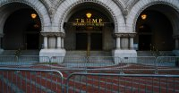 An Urgent Reckoning for the Trump Brand After US Capitol Attack