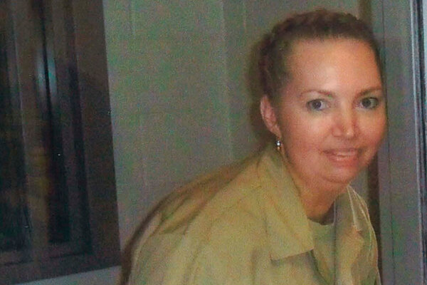 Lisa M. Montgomery, 52, was the only woman on federal death row.