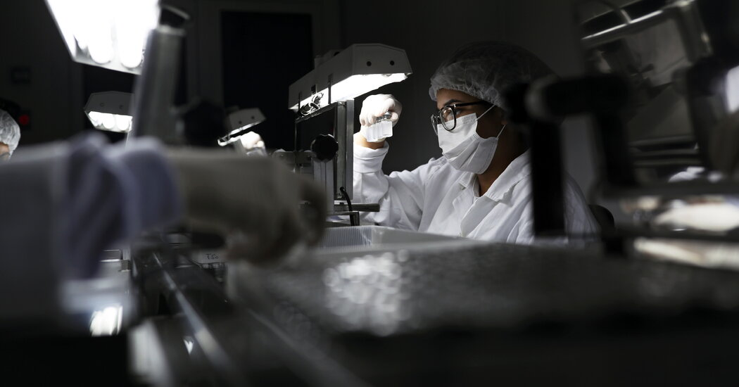 Disappointing Chinese Vaccine Results Pose Setback for Developing World