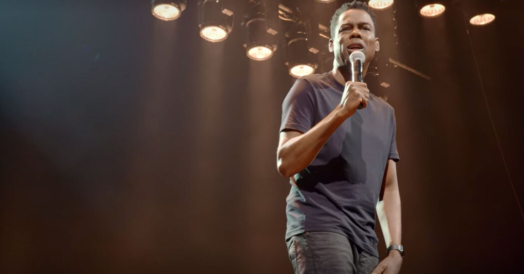 Chris Rock Re-Edits a Special, and the Result Is Fascinating