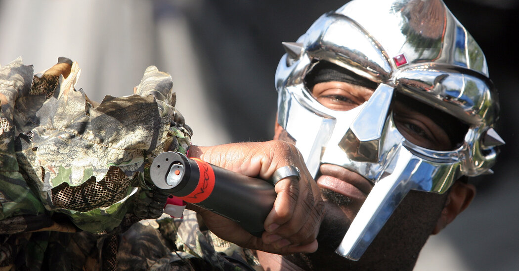 MF Doom Influenced Scores of Musicians. Hear 11 of Them.