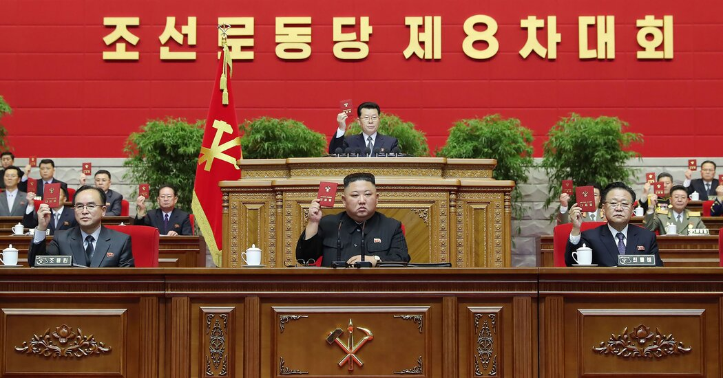 ​Kim Jong-un Uses Party ​Congress to Double Down on Nuclear Program