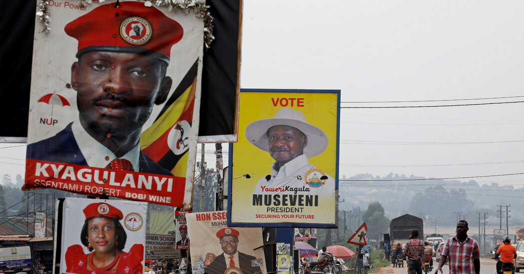 Uganda Blocks Facebook Ahead of Contentious Election