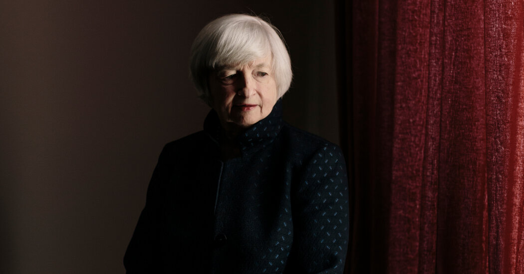 Yellen Readies Big Changes for Treasury