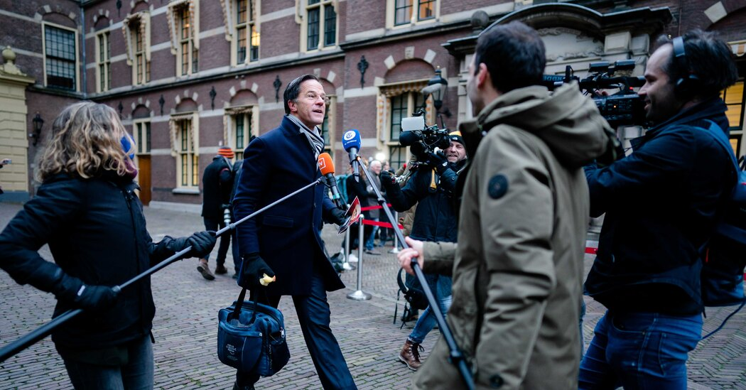 Dutch Government Resigns After Benefits Scandal