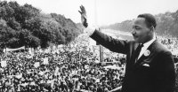 The Words of Martin Luther King Jr. Reverberate in a Tumultuous Time