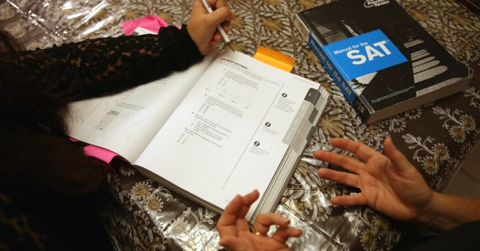 Retooling During Pandemic, the SAT Will Drop Essay and Subject Tests