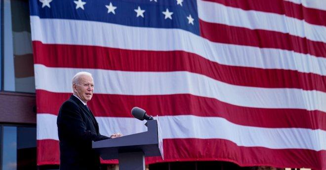 On Day 1, Biden Moves to Undo Trump's Legacy
