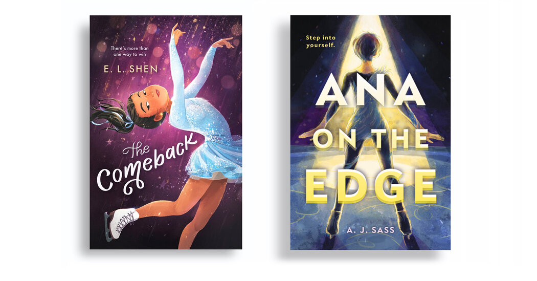 Figuring It Out: Two Novels About Ice Skating and Adolescence
