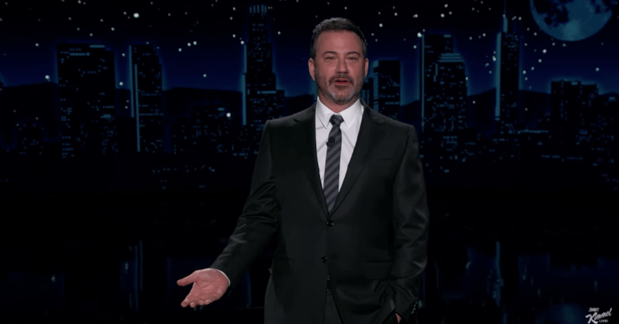 Jimmy Kimmel Thinks Marjorie Taylor Greene Needs an Education
