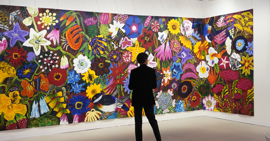 Art World Sets Plans for 2021 Fairs (in Pencil)