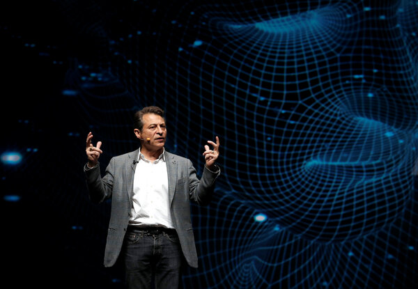 Peter H. Diamandis, founder and chairman of the X Prize Foundation, has apologized for hosting a conference, after which two dozen attendees and staff members at the event tested positive for the coronavirus.