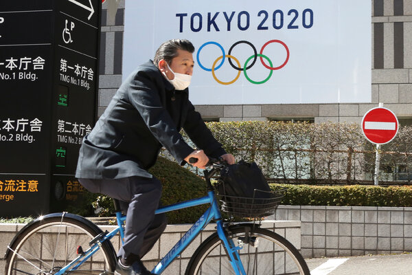 Japan's late start on vaccines has raised questions about whether it will be ready to host the Olympics, which are scheduled to begin in Tokyo this July after a one-year delay.
