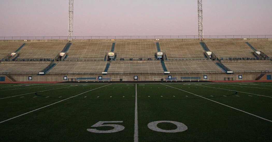 Odessa, Part 2: Friday Night Lights