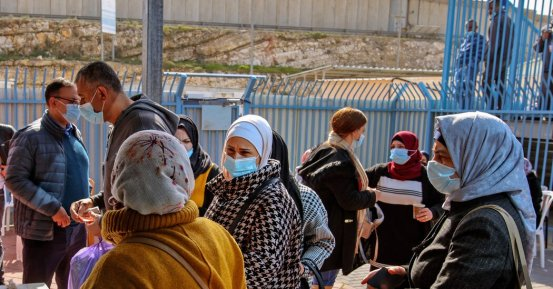 Israel gives vaccine to distant allies, while Palestinians wait
