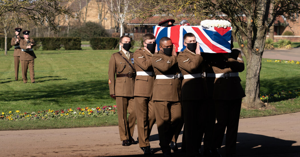 'Captain Tom' Moore, Britain's Pandemic Hero, Gets Funeral Worthy