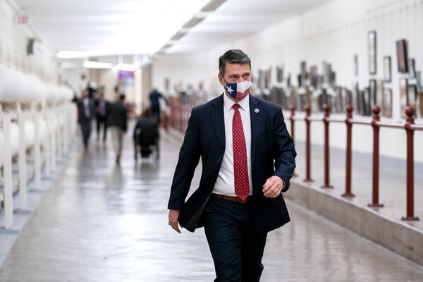 Representative Ronny Jackson, Republican of Texas and the former top White House physician, was accused of creating a hostile work environment and other inappropriate behavior.