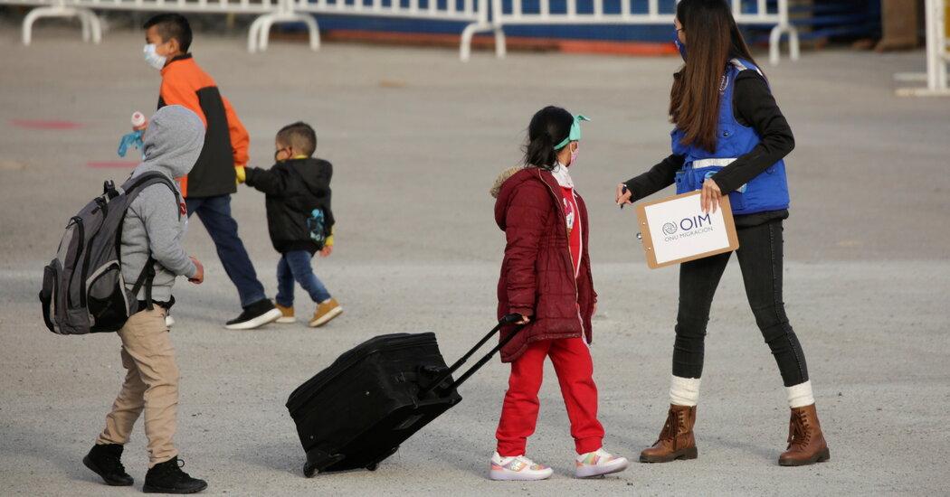 Facing Pressure, Biden Administration Scrambles to Shelter Migrant Children