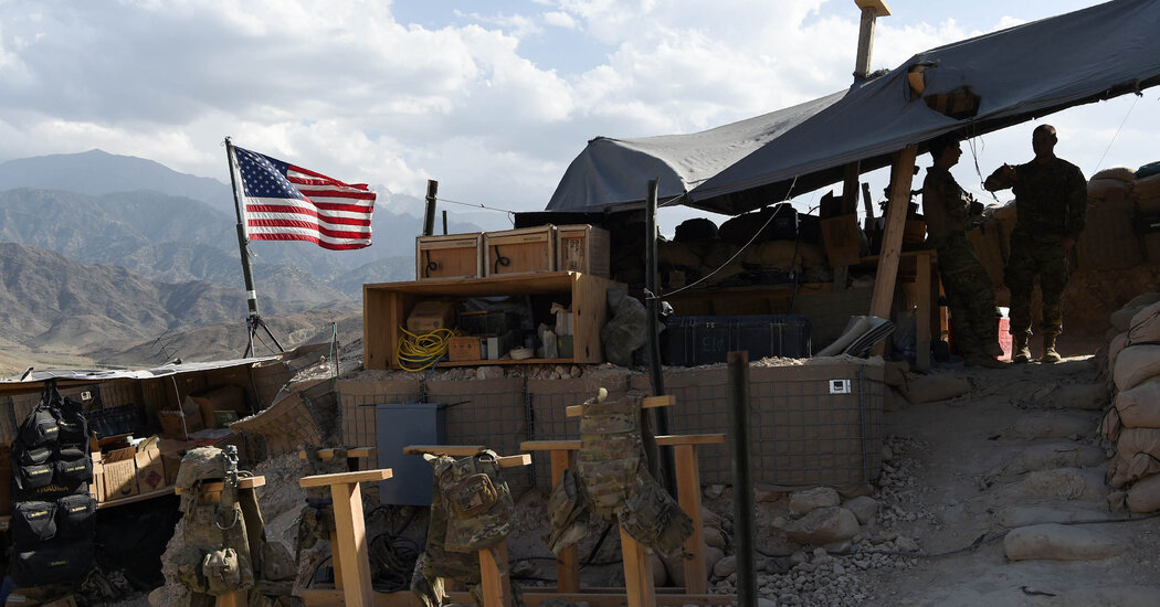U.S. Has 1,000 More Troops in Afghanistan Than It Disclosed