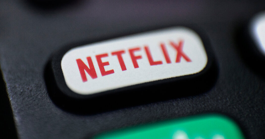 Netflix Tests a Clampdown on Password Sharing