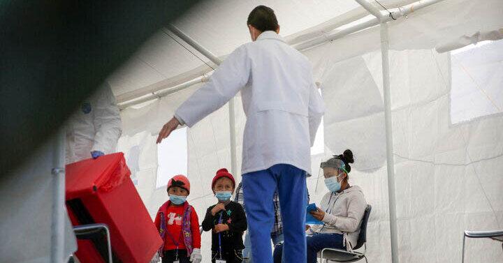Biden Administration Directs FEMA to Help Shelter Migrant Children