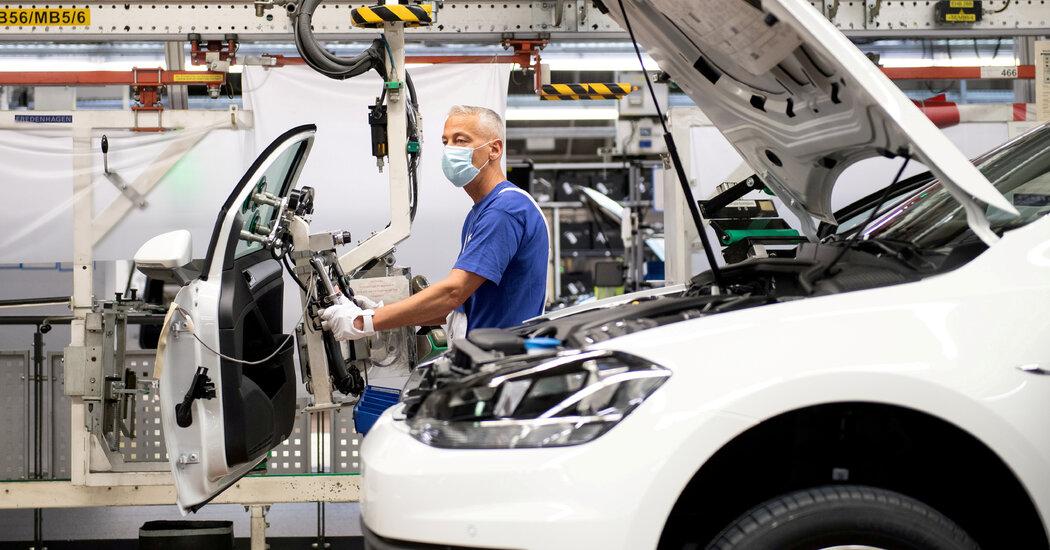 How Volkswagen's Sins Fueled Its Redemption