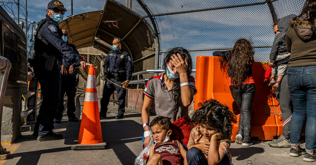 Migrant Families at U.S.-Mexico Border Deported by Surprise