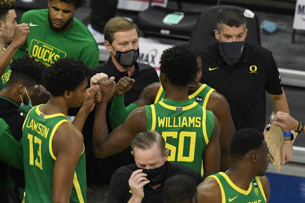 Oregon advanced to the second round through a no-contest when Virginia Commonwealth returned multiple positive tests.