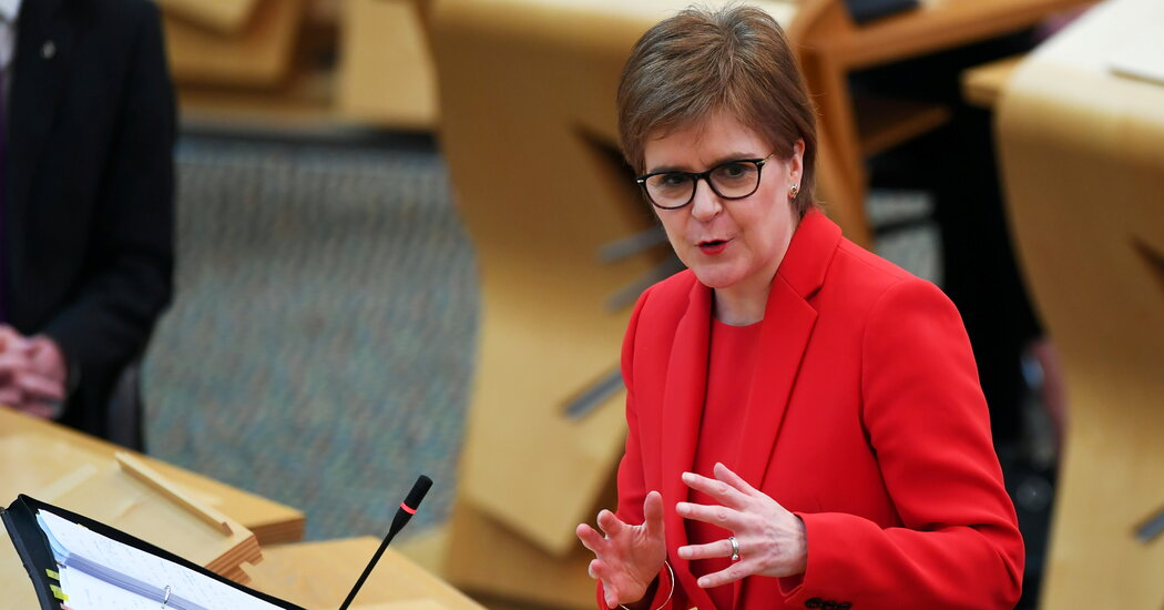 Scotland's Nicola Sturgeon Did Not Break Rules, Inquiry Says