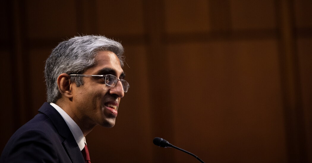 Senate Confirms Vivek Murthy as Surgeon General