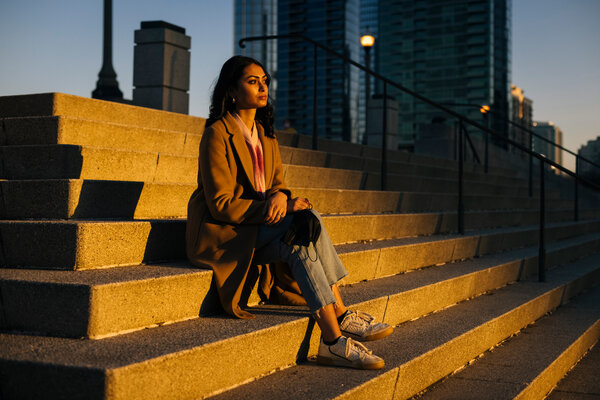 """Samar Khan expected to recover fully from a mild case of Covid-19, but before long her symptoms multiplied, including a """"really intense brain fog."""""""