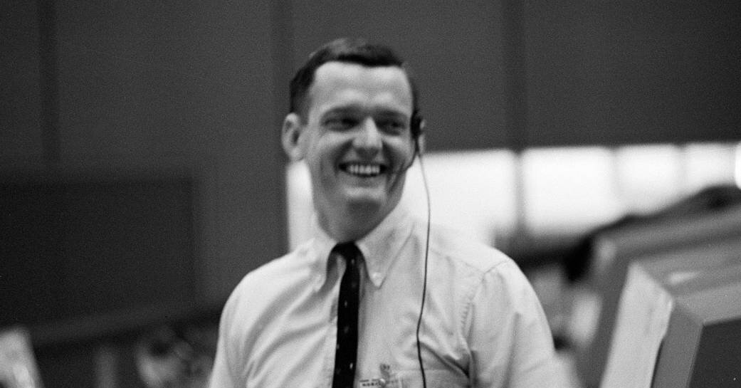 Glynn S. Lunney Dies at 84; Oversaw NASA Flights From Mission Control