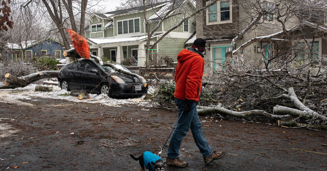 Death Toll from Texas' Winter Storm Rises to 111