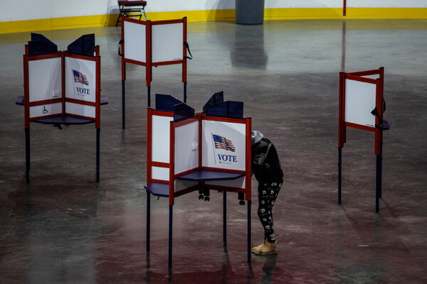 """""""I plan to take action to ensure that early voting becomes the law of the land in New Jersey,"""" Gov. Philip D. Murphy said on Friday."""