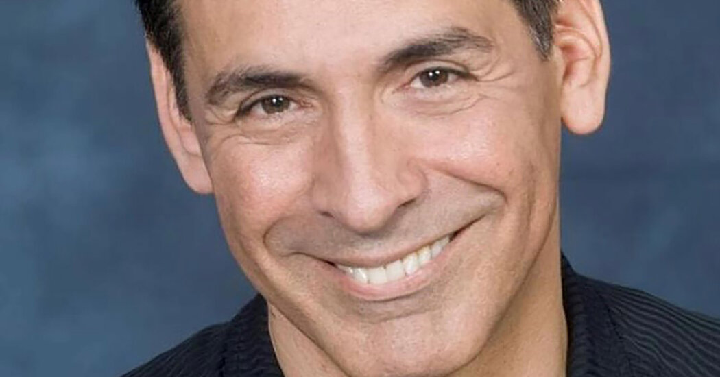 Jimmy Gamonet de los Heros Dies at 63; Helped Ballet in Miami