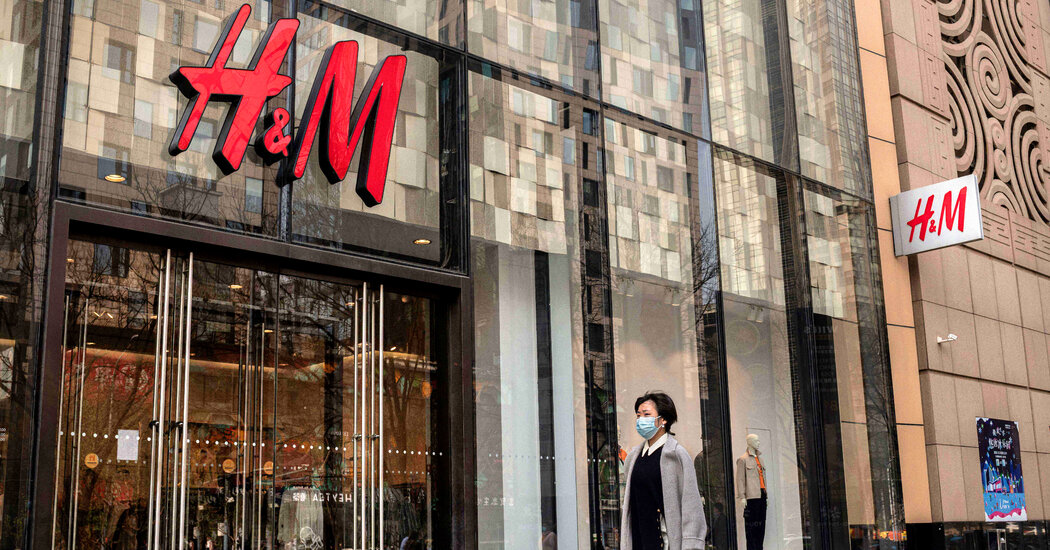 How China's Outrage Machine Kicked Up a Storm Over H&M