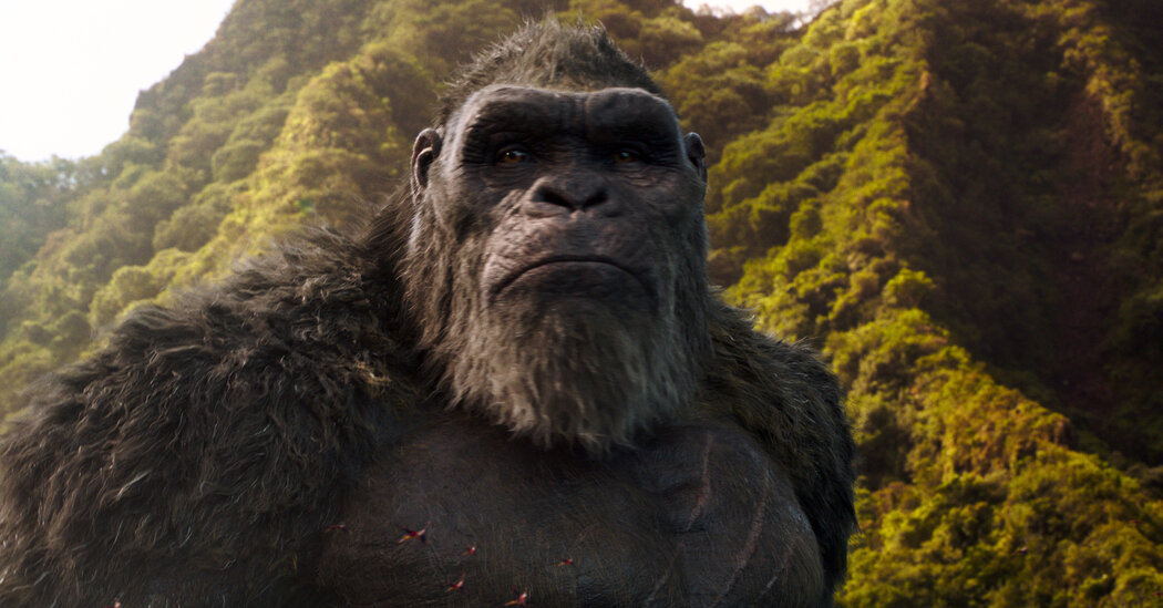 'Godzilla vs. Kong'   Anatomy of a Scene - The New York Times