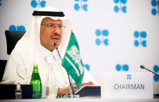 Prince Abdulaziz bin Salman, the Saudi oil minister, has argued that increasing oil output too fast would be risky.