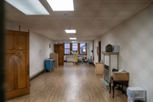 The occupancy rate in nursing homes in the fourth quarter of 2020 was down 11 percentage points from the first quarter, but there are hurdles to staying out of facilities.