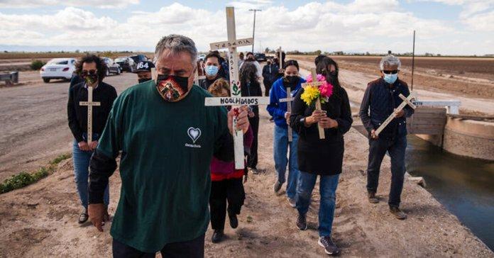 Crash on California Border Highlights New Migrant Dynamic