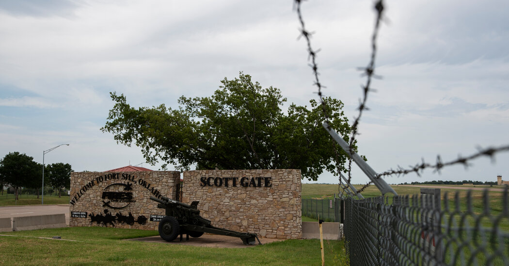 Fort Sill Soldiers Suspended in Sexual Assault Investigation