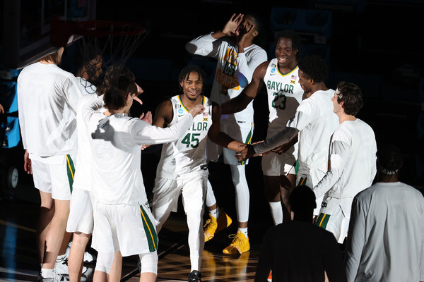 Baylor is the best 3-point shooting team in the country at 41 percent.