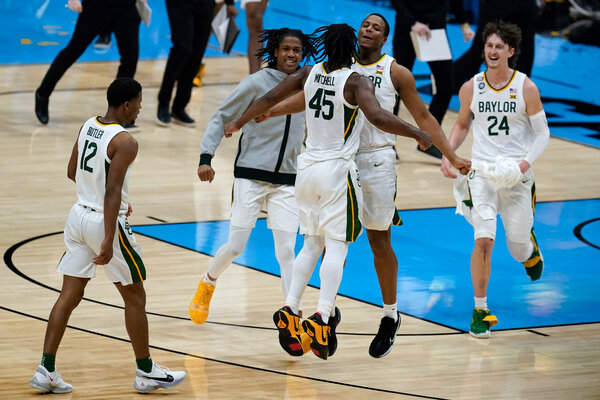 Baylor comes into the final as the best 3-point shooting team in the country.