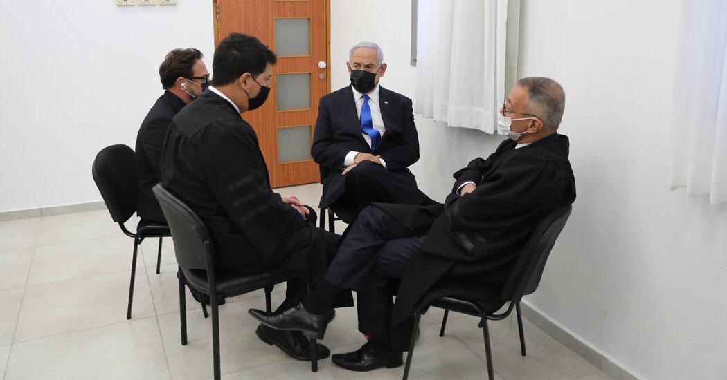 Netanyahu Corruption Trial Opens in Israel