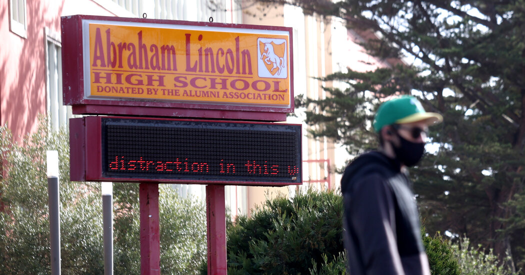 San Francisco Schools Will Keep Jefferson, Lincoln and Washington Names
