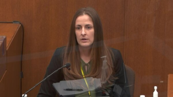 McKenzie Anderson, a forensic scientist with the Minnesota Bureau of Criminal Apprehension, was in charge of vehicle searches.