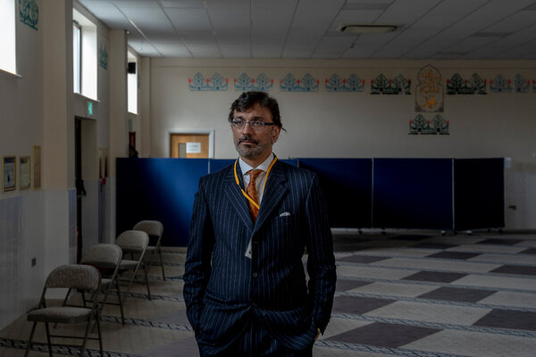 Dr. Raja Amjid Riaz, a surgeon and a leader at the Central Mosque of Brent, says the British government has not done enough to encourage vaccinations in ethnic communities.