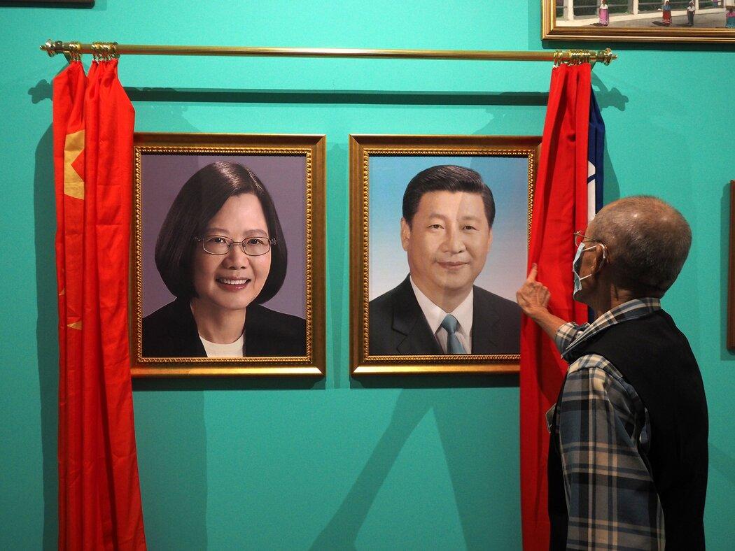 """拜登政府强势支持台湾,是时候放弃""""战略模糊""""了吗? 拜登政府强势支持台湾,是时候放弃""""战略模糊""""了吗?"""